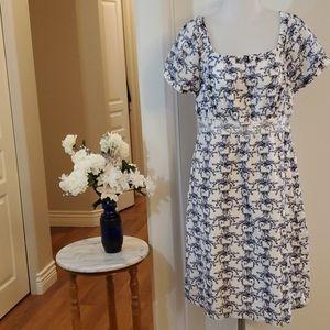 Esprit Germany Cotton Dress Sz 12
